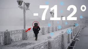15 coldest places in the world