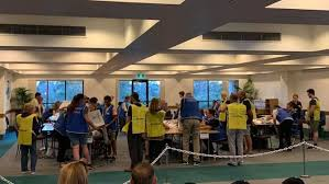 Low turnout, as the results of the Joondalup and Wanneroo council elections were even