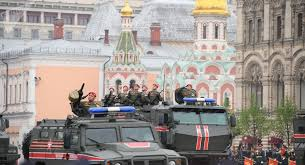 Brazilian soldiers visit Novosibirsk High Command School
