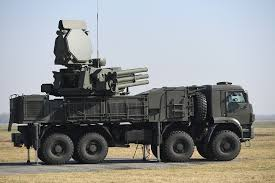 S-400 Triumph and Pantsir troops exercise in Siberia