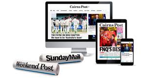 Subscribe to Cairns Post
