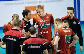 Eighth success in Konstantinov and Lokomotiv (Novosibirsk)